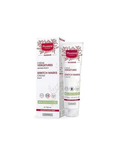 Mustela MustelaHamilelik Öncesi ve Sonrası İÇin Stretch Marks Prevention Cream Çatlak Öncesi Kremi 150 ml Renkli